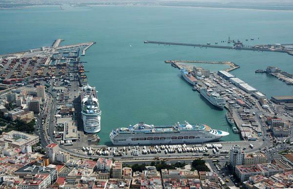 La autoridad portuaria se integra en la plataforma log stica sur de europa - Puerto bahia spa cadiz ...