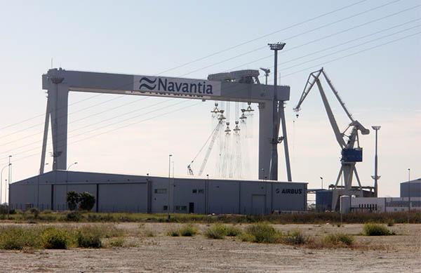 Navantia entrega las primeras lanchas de desembarco para for Clausula suelo wikipedia