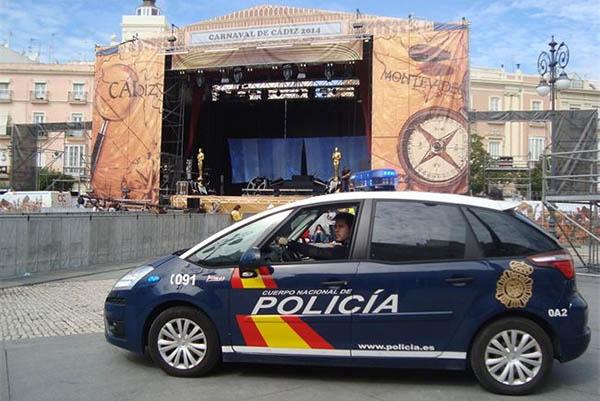 Detenidos dos j venes tras una reyerta - Policia nacional cadiz ...