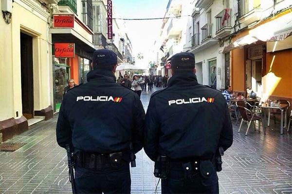 Dos detenidos de nacionalidad rumana en algeciras como - Policia nacional algeciras ...