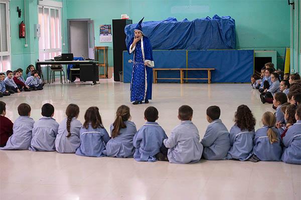 El ayuntamiento lleva la escuela de igualdad al colegio - Colegio amor de dios oviedo ...