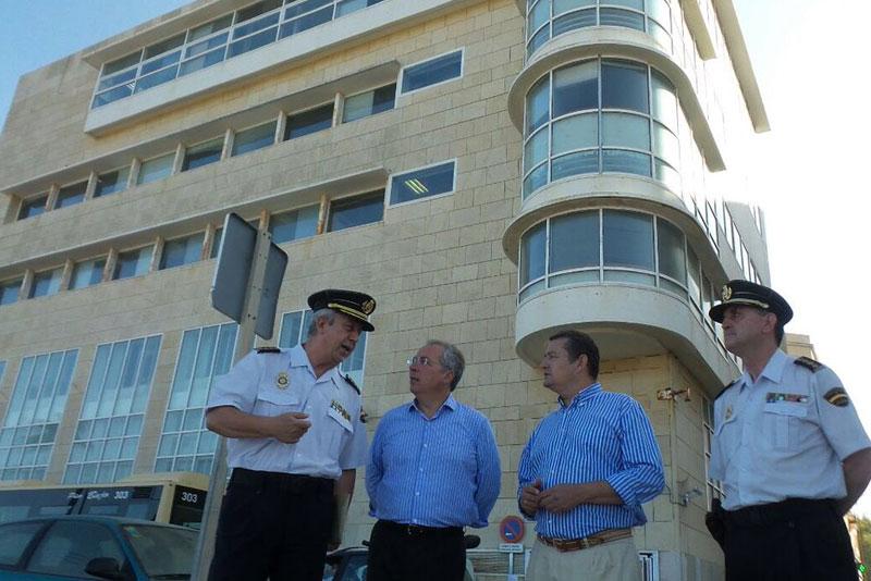 La polic a nacional de c diz ya tiene nueva comisar a - Policia nacional cadiz ...