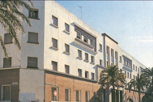 Tras 15 a os de espera la uca rehabilitar el colegio - Colegio de arquitectos cadiz ...