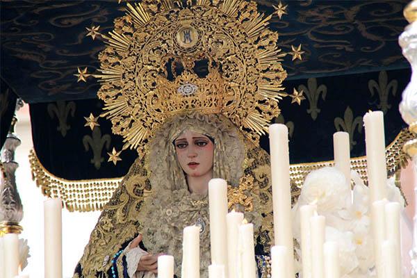 a252b1a7d0 Se celebraron los Cultos en honor a María Santísima de la Victoria
