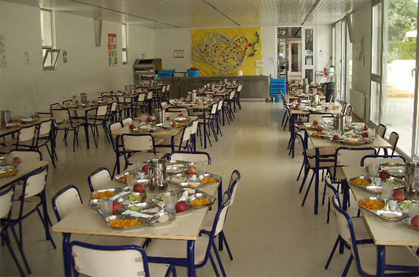 La junta de andaluc a se olvida de los comedores escolares for El comedor escolar