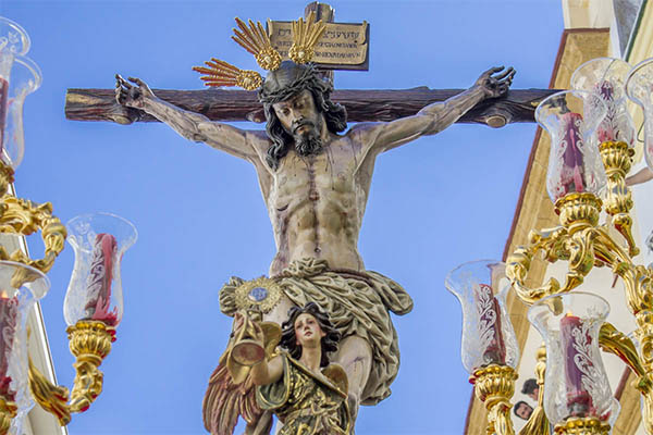 Resultado de imagen de cristo misericordia cadiz