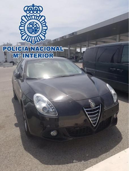 La polic a nacional recupera en el puerto de algeciras - Policia nacional algeciras ...