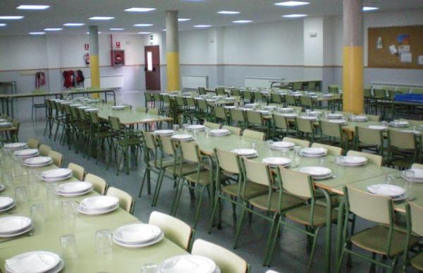 La Junta de Andalucía reevaluará los comedores escolares de Cádiz