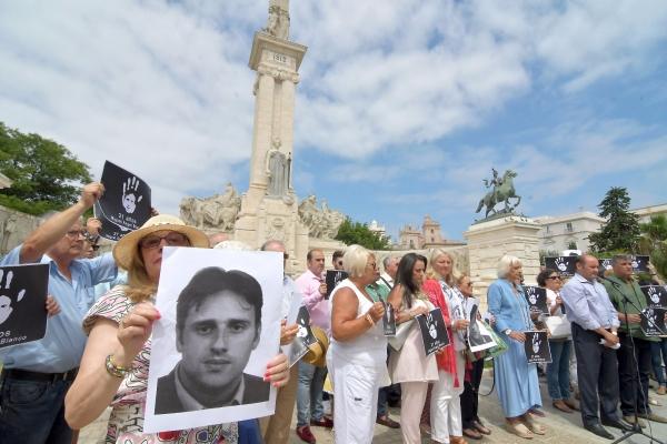 El pp sigue esperando en c diz capital la calle o plaza dedicada a miguel ngel blanco - Muebles miguel angel cadiz ...